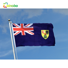 Polyester Flags & Banners Material and Decoration Usage National Flag