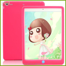 WHOLESALE candy color silicon cover case for ipad air/2/3/4