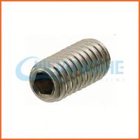 Made in china stainless steel blind set screw