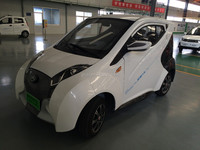 Best quality DOT approved passenger electric car made in China