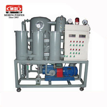 ZLA Double Stage Vacuum Transformer Oil Filtration Machine Used Oil Recycle Machine