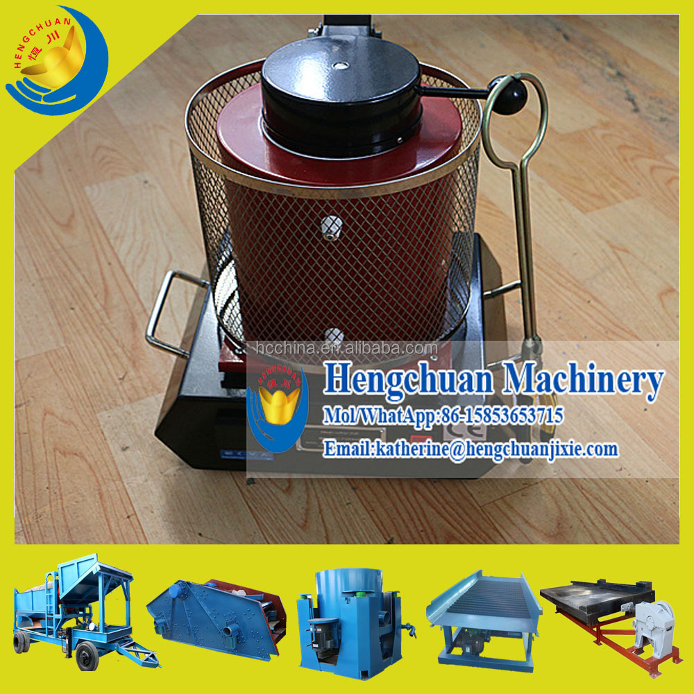 OEM/ODM Customized China Supplier Latest Technology Portable Electric Gold Silver Metal Smelting Furnace