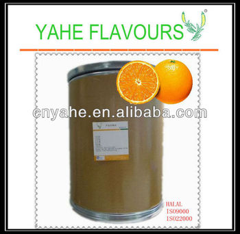 Orange Powder Flavour for food