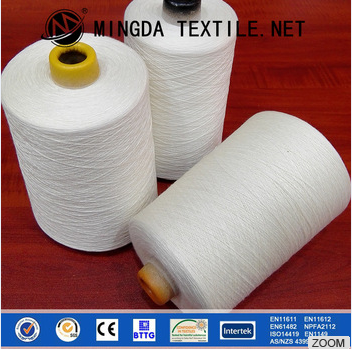 2016 hot sale aramid fiber flame retardant yarn