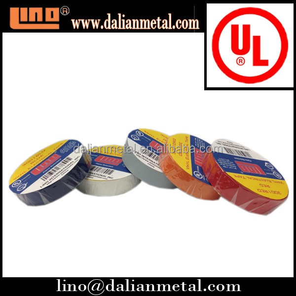 PVC Adhesive Electrical Insulation Tape 100% new material