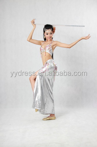 Teen Girl Belly Dance Costume, Belly Dancing Dress