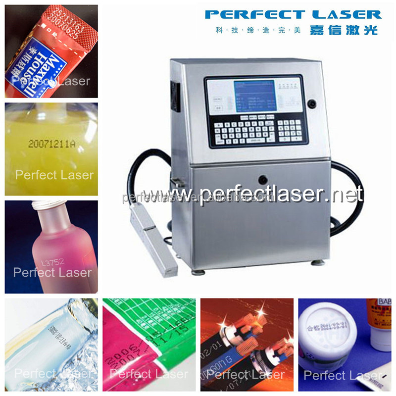 Alibaba China supplier perfect laser bottle small numbers inkjet coder good price