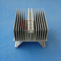 aluminum extrusion heat sink enclosure