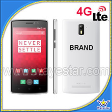 Factory Unlocked Dual Sim 4G LTE Mobile Phoen Android 4.4 OS