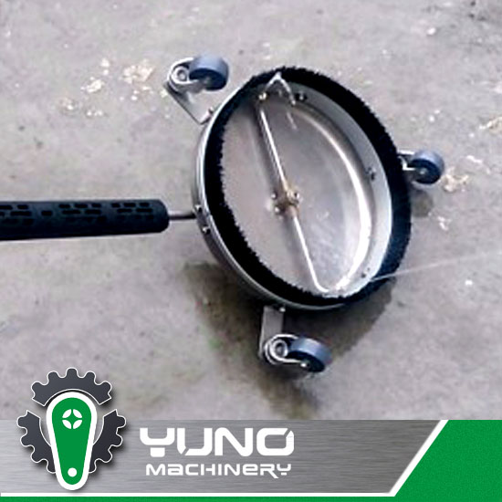 power washer surface cleaner attachment/pressure washer flat surface cleaner