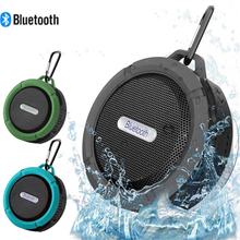 Bluetooth Speaker 2017 innovative product wireless speaker portable waterproof bluetooth speaker with sucker