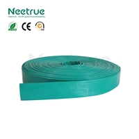 light weight pvc lay flat water pipe