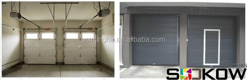 Garage door panels prices sectional door panel sanwich for 12x7 garage door