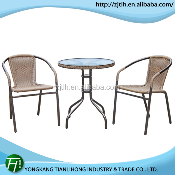 PROMOTIONAL PRICES!! Metal Tables And Chairs Garden