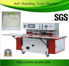 SJ -400 Type plastic bag handle attaching machine
