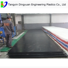 Recyclable UHMWPE Plastic Sheet / Regenerated UHMWPE plate / Regenerated UHMW PE Board