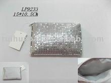 2011 fashion metal mesh coin purse