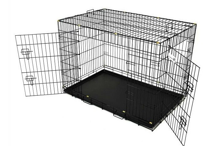 Wholesale CAIZHU commercial metal wire rabbit cages