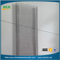 Fecral fireproof wire mesh/metal fabric/woven wire mesh