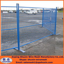 portable types of outdoor metal fences