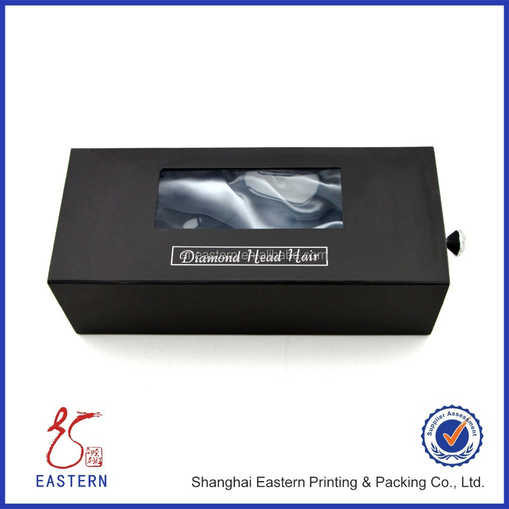 2016 Hair Extension Box Custom Hair Packaging Box Buy