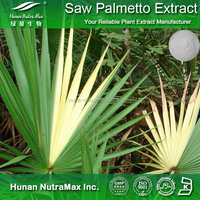 Hot sale Plant extract Saw palmetto fruit extract/Saw palmetto dry extract/Serenoa repens extract