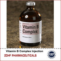 Veterinary Drug Vitamin B Complex Injection nutritional supplyment for racing horse