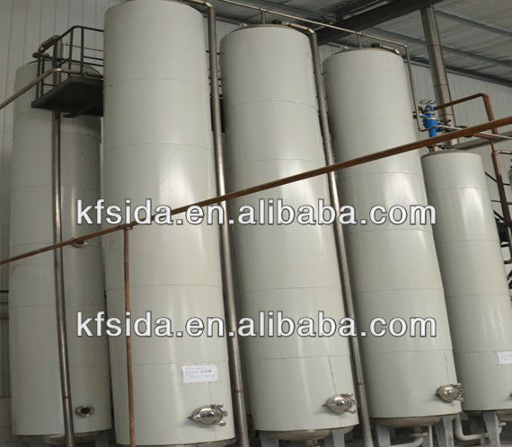 maize corn syrup producing line