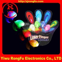 4 pieces one set LED rugby finger light flashing LED light for party