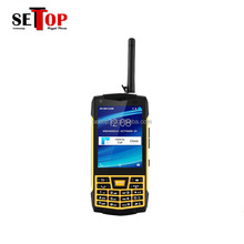 Land rover N2 Analog Walkie Talkie IP68 Waterproof Rugged android slide phone with qwerty keyboard NFC