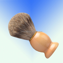 China shaving brushes Wooden handle cheap badger Shaving brushes