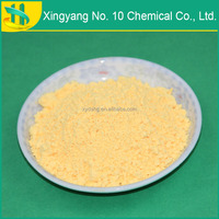 AC foaming agent for rubber and plastics such as PVC, PE, EVA, PS