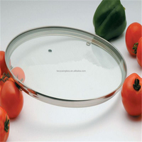 G Type Tempered Glass Lid 28cm for cookware