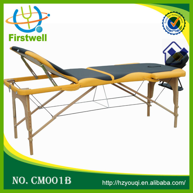 CE massage table portable folding table jade thermal massage tables