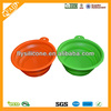 Factory Direct Sales Colorful And Cheap Silicone dog Bowl For Sale