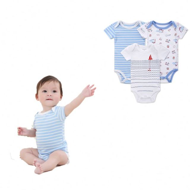 EIME 100% Cotton Autumn Fashion Wholesale Newborn Baby Online Shopping India Clothes