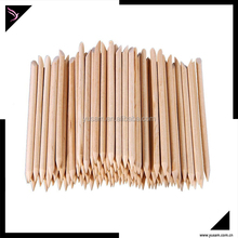 Nail wraps wooden Sticks Cuticle Pusher Removers