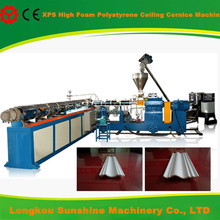 Foaming cornice co2 xps production line