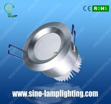 High power cree led ip44 downlight