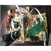 Universal crt tv main circuit board with TV Remote