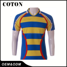 china good factory cheap wholesale plain rugby jerseys