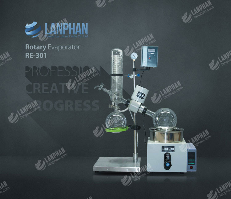 Good Poularity Chinese Evaporation Lab Equipment for Vacuum Ethanol Distillation