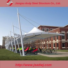 Steel Car parking shed