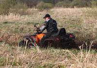 EEC single seat xy 500cc atv