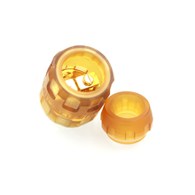 Hot New Imports from the US raw material electric cigarette Golden Armor RDA atomizer