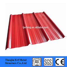 PPGI color metal roofing sheet for roof palte,color corrugated steel plate