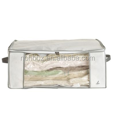 vacuum storage bag with non-woven bag