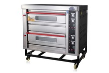 2016 VIGEVR Double Deck Bread Baking Gas Oven,Bakery Equipment Prices