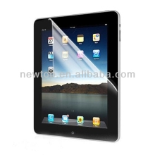 Manufacturer High clear for ipad 4 removable screen protector