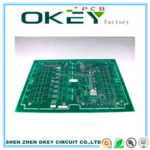 Fast pcb/FR4 pcb manufacturer factory PCB/heated bed pcb borad for 3D printer